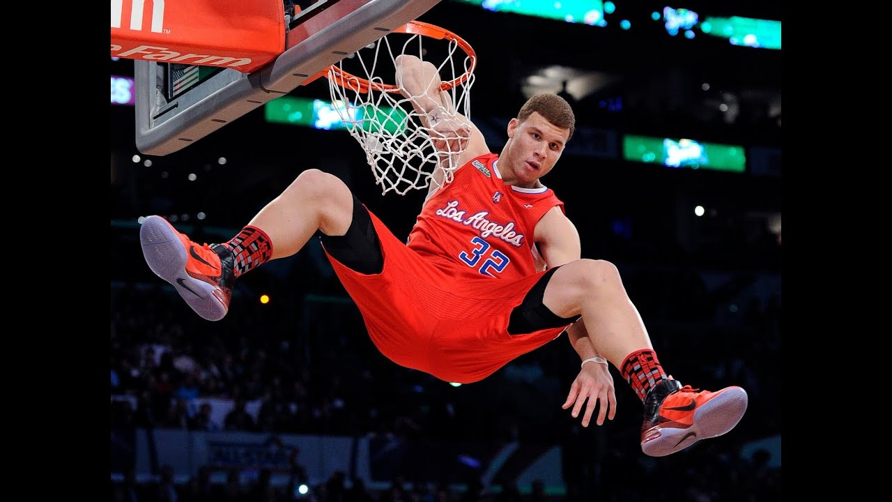 Blake Griffin S Top 10 Dunks Of His Career Youtube