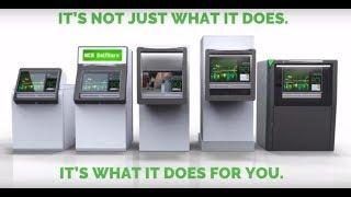 NCR SelfServ 80 Series ATM Family - A new era for ATMs