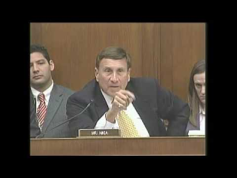 Rep. John Mica Questions Witnesses At Mexican Drugs 'N Thugs Hearing