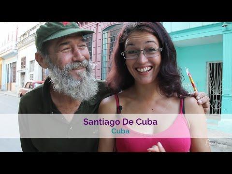 CUBA: Santiago De Cuba
