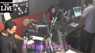 Carmen Call - Limo Ride