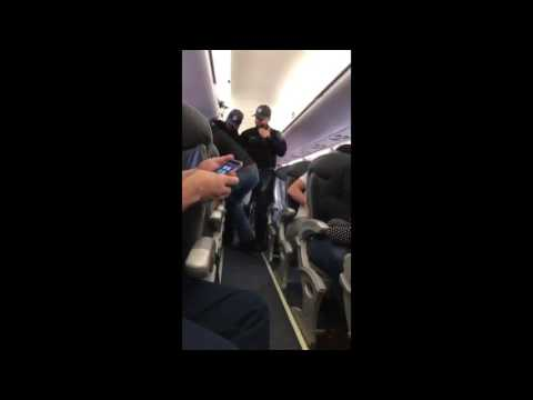 Passenger Dragged Off Overbooked United Flight in Chicago