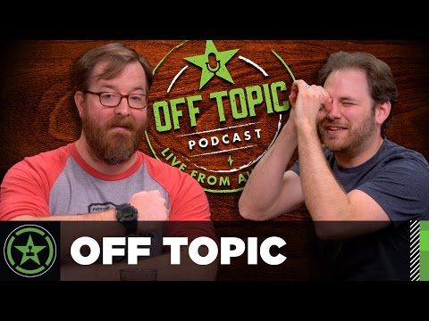 Off Topic: Ep. 12 - Diet Coke and Commitment