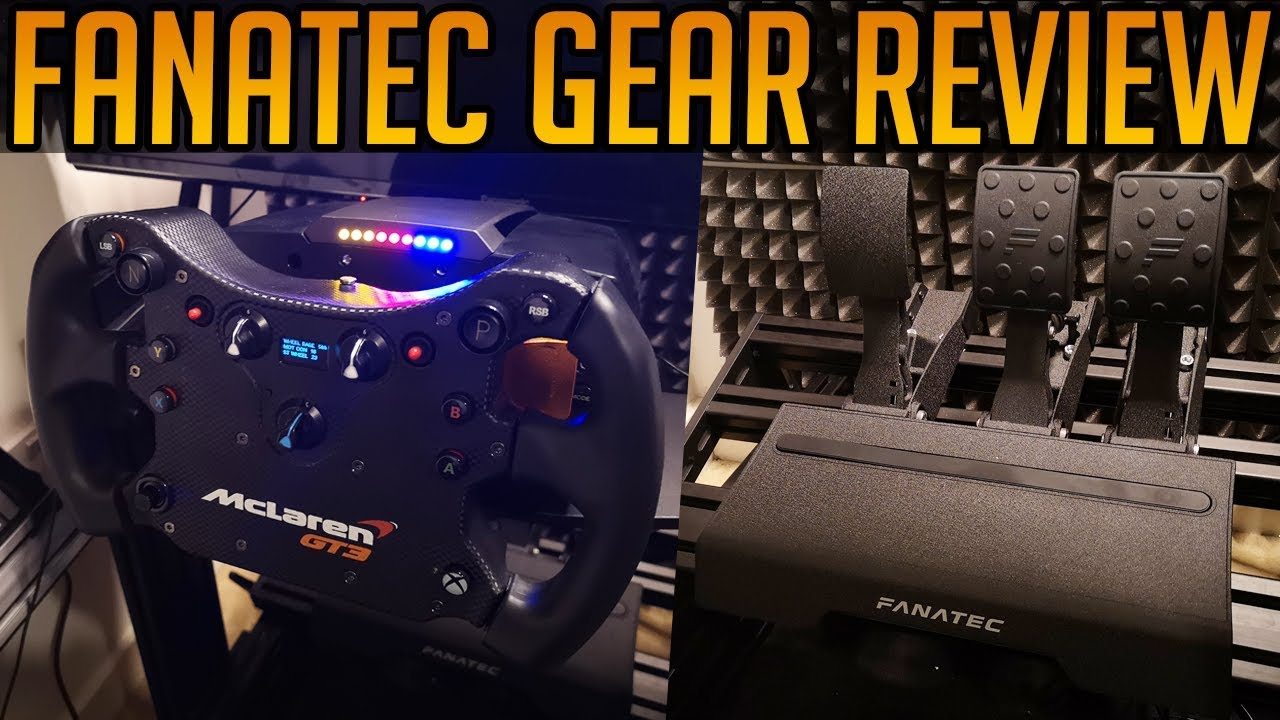 fanatec csl elite review wheelbase ps4 rim pedals. Black Bedroom Furniture Sets. Home Design Ideas