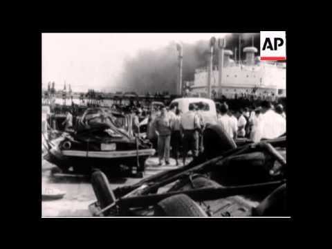 VENEZUELA - BRIDGE DISASTER