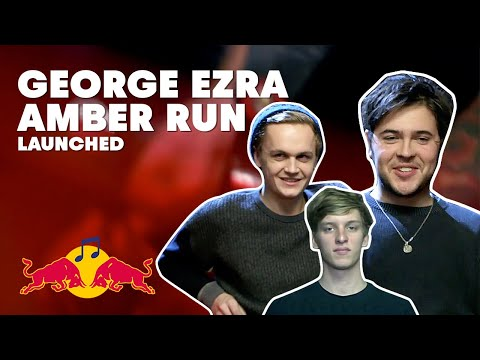 Amber Run and George Ezra - Launched at Red Bull Studios Series 3 - Ep 3