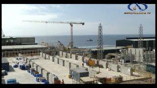 En 2017 operará  planta desalinizadora de Minera Escondida