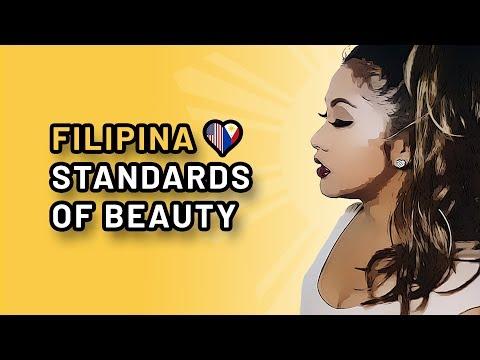 FILIPINA STANDARDS OF BEAUTY (PHILIPPINES) | FILAM FANGIRL