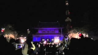 [Sponsored]【3/5】au FULL CONTROL TOKYO 絶景プロジェクションマッピングムービー