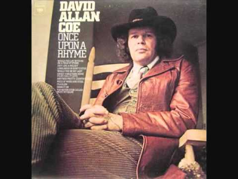 David Allan Coe Once Upon A Rhyme