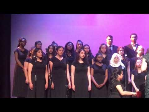 Part 1 BAYONNE HIGH SCHOOL CHOIR MAY 2017