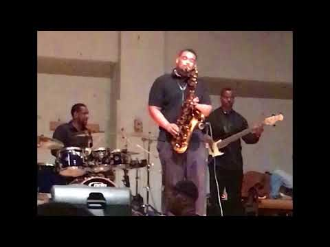 Adore by Prince Cover Aaron Quarterman