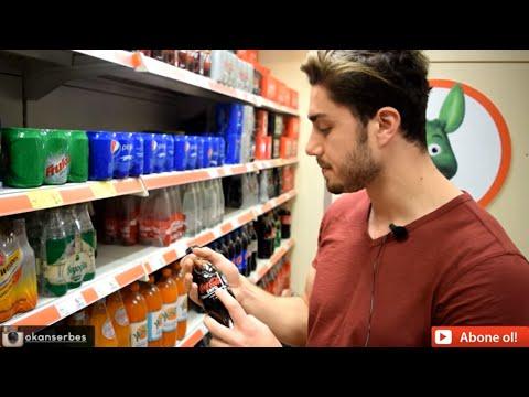 VLOG | Sporcu Beslenme Alışverişi