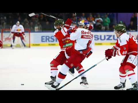 Get Rowdy On the Ice w/ Pro Hockey Player Alexander Pallestrang | Player's Perspective