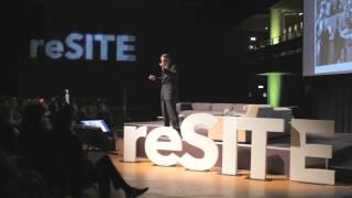 konference reSITE 2014: Edward Glaeser Keynote