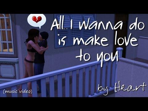 All I Wanna Do Is Make Love To You Heart Lyrics Traducao Pt Br