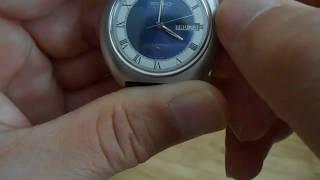 Seiko 5 Movement 6119 vintage wristwatch