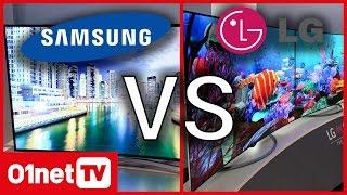 TV OLED ou Quantum Dot ? LG et Samsung ne sont pas d'accord - IFA 2016