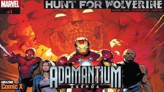 Spider-Man, Iron Man, Luke Cage y Jessica Jones buscan el cuerpo del Wolverine original - Parte 1
