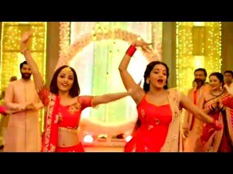 Nazar actress Piya aur Mohana ka Dance || Nazar actress Dance on Ankh Maare Song