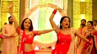 Nazar actress Piya aur Mohana ka Dance  Nazar actress Dance on Ankh Maare Song