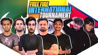 Free Fire International Tournament - Garena Free Fire