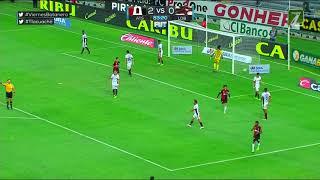 Gol de C. Aboagye | Atlas 3 - 1 Lobos BUAP | Clausura 2019  - Jornada 4 | LIGA Bancomer MX