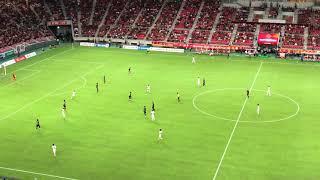 明治安田生命J1リーグ 第21節:名古屋グランパス vs 鹿島アントラーズ...