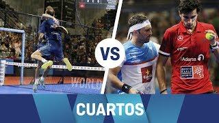 Resumen Juan Martín/Lebrón VS Mati/Galán Cuartos de Final Granada Open 2018
