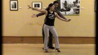 Salsa Dancing : Short Stride Salsa Latin Dance Moves