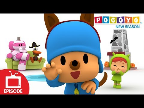 🎃 POCOYO in ENGLISH