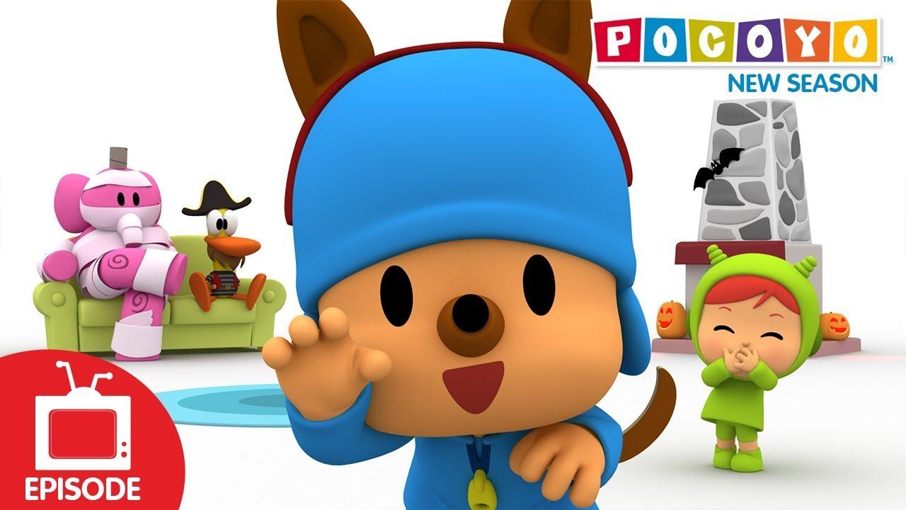 Pocoyo - Halloween Tales (S04E18) NEW EPISODES