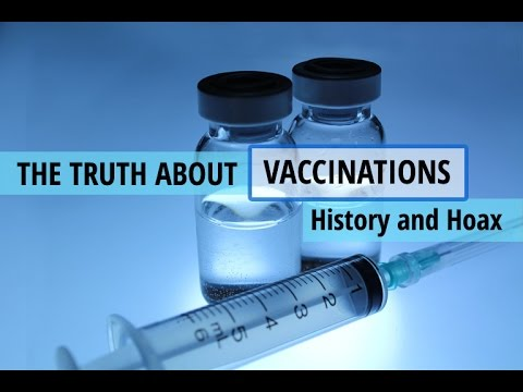 The Truth About Vaccination, Immunity and Infectious Disease - Raymond Obomsawin