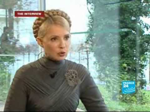 Yulia Tymoshenko on the failure of Orange Revolution
