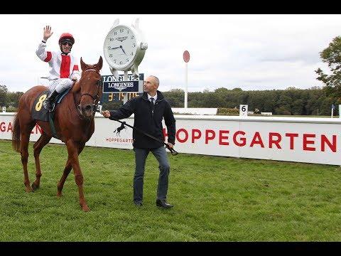 Berlin-Hoppegarten: Silbernes Pferd (ex Niederrhein Pokal) (Gr. III) - Sieger: Nikkei