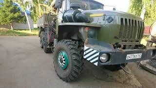 MM-200 do'zax ta'mirlash dan vastasi Ural 4320...