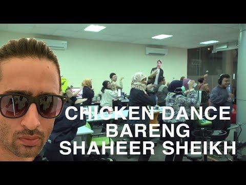 FLASHMOB CHICKEN DANCE PESBUKERS WITH SHAHEER SHEIKH