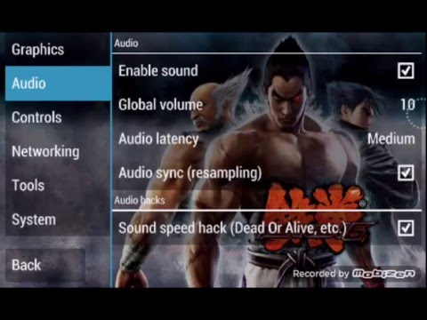 Tekken 6 - ppsspp 1.2.1 Best Settings (PC, iOS, Android ...