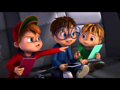 Alvinnn Et Les Chipmunks Deconnecte Nickelodeon Junior Youtube