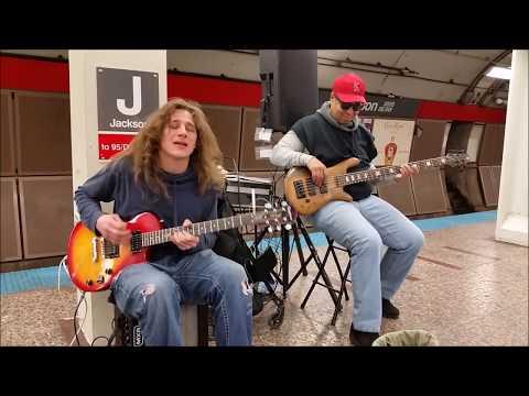 Machete Mike & M BLOW UP Uptown funk from unda Chicago!