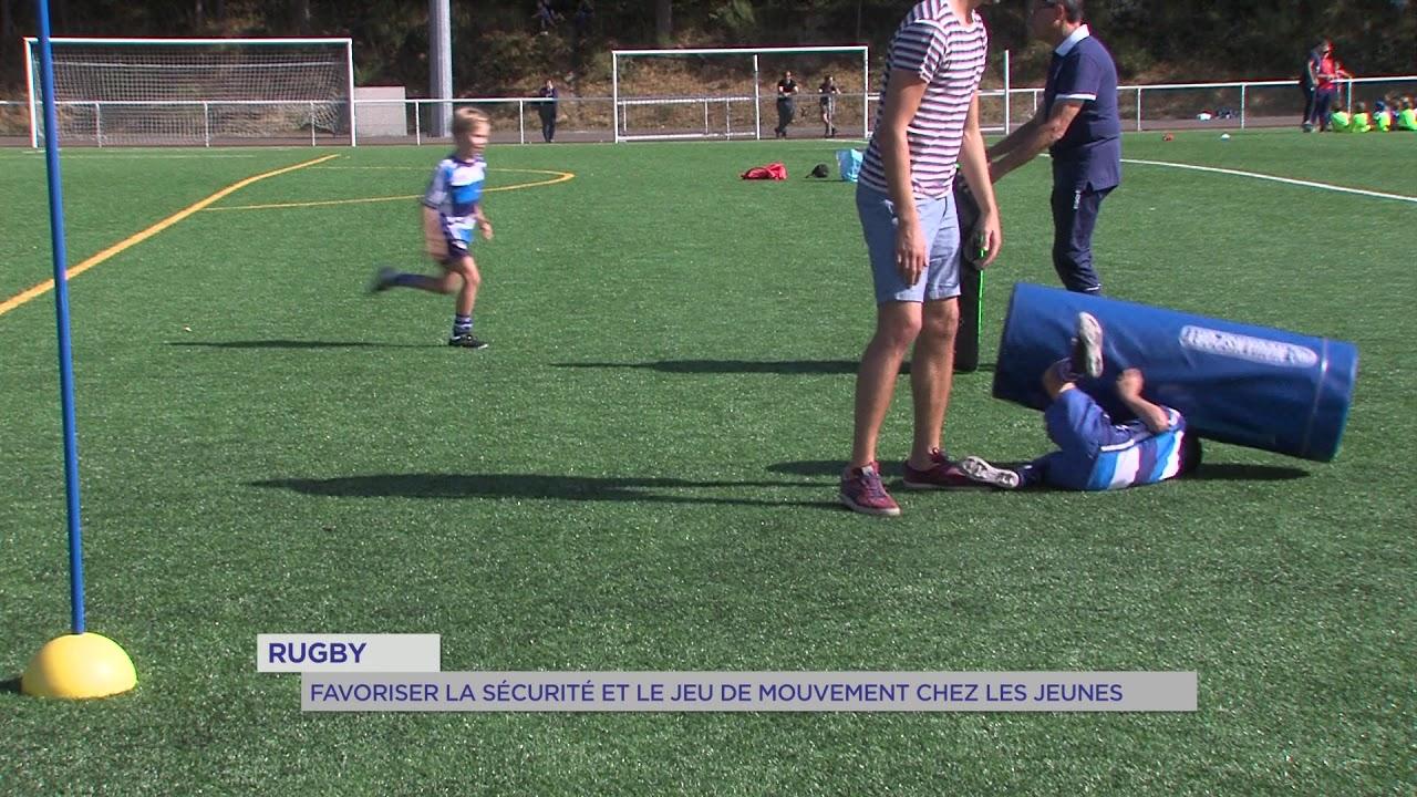 Rugby : Des règles pour renforcer la sécurité et le jeu de mouvement chez les jeunes