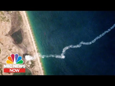 Tiny Satellites Are Changing How We See Earth | NBC News Now