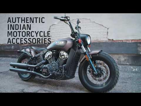Scout® Bobber Walk Around - Indian Motorcycle