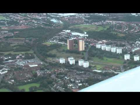 KLM DC-3 Dakota Glasgow to Edinburgh - Aug 2011