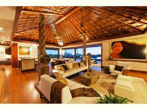 Bali Inspired Homes. Home Design