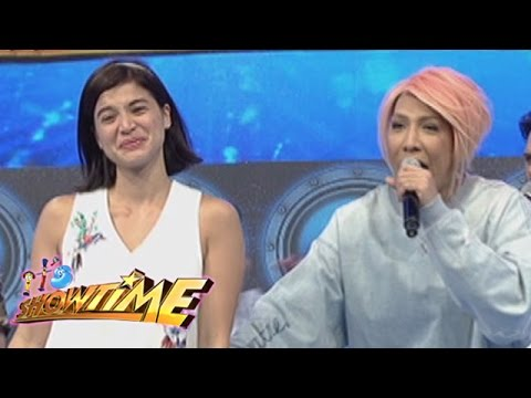 It's Showtime: Vice challenges Anne