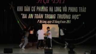 hãy tránh xa tệ nạn xã hội - tiểu phẩm ô18, đ.Trường Chinh, Nam Định