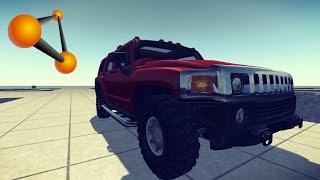 BeamNG drive: Hummer H3 превращение в хлам(Делаю первоклассный автохлам в BeamNG drive на этот раз из Hummer H3. Зрелищные падения с большой высоты о землю и..., 2016-10-13T12:02:59.000Z)