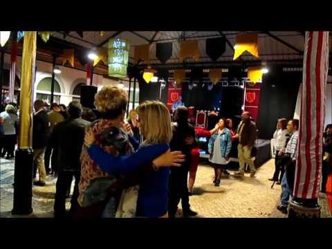 Retrospectiva   Baile da Pinha  Mercado da Ribeira Tavira 2017