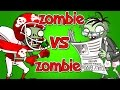 Plants vs. Zombies 2 Gameplay Zombies vs Zombies Overview